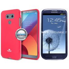 Mercury Jelly dėklas nugarėlė Samsung Galaxy S3 S3 Neo telefonui tamsiai rožinės spalvos Telšiai | Vilnius | Klaipėda