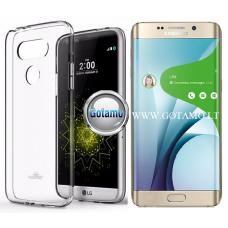 Mercury Jelly dėklas nugarėlė Samsung Galaxy S6 edge+ telefonui skaidrus Šiauliai | Palanga | Kaunas