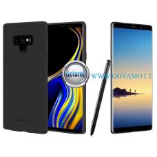 Mercury Soft Feeling dėklas nugarėlė Samsung Galaxy Note 8 telefonui juodos spalvos Palanga | Palanga | Palanga