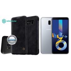 Nillkin Qin odinis dėklas Samsung Galaxy J6+ (2018) telefonams juodos spalvos Kaunas   Klaipėda   Palanga