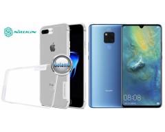 Nillkin silikoninis dėklas nugarėlė Huawei Mate 20 telefonams