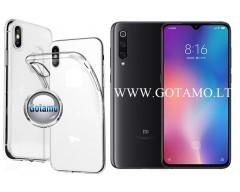 Nillkin silikoninis dėklas nugarėlė Xiaomi Mi 9 telefonams