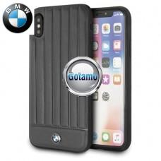 Originalus BMW dėklas nugarėlė Stripes Apple iPhone X Xs telefonams juodos spalvos Palanga | Šiauliai | Vilnius