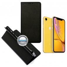 Re-Grid magnetinis dėklas Apple iPhone XR telefonams juodos spalvos Kaunas | Vilnius | Plungė