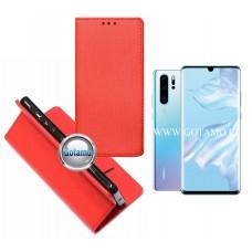Re-Grid magnetinis dėklas Huawei P30 Pro telefonams raudonos spalvos Plungė | Palanga | Kaunas