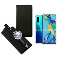 Re-Grid magnetinis dėklas Huawei P30 telefonams juodos spalvos Klaipėda | Klaipėda | Telšiai