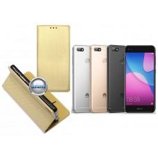 Re-Grid magnetinis dėklas Huawei P9 Lite mini telefonams aukso spalvos Klaipėda | Vilnius | Šiauliai
