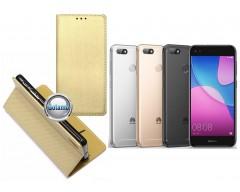 Re-Grid magnetinis dėklas Huawei P9 Lite mini telefonams aukso spalvos