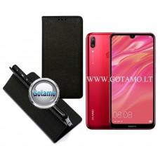 Re-Grid magnetinis dėklas Huawei Y7 (2019) telefonams juodos spalvos Kaunas | Palanga | Kaunas