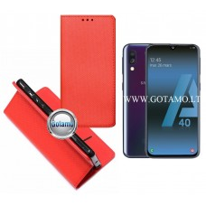 Re-Grid magnetinis dėklas Samsung Galaxy A40 telefonams raudonos spalvos Vilnius   Vilnius   Klaipėda