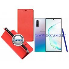 Re-Grid magnetinis dėklas Samsung Galaxy Note 10 telefonams raudonos spalvos Telšiai | Vilnius | Kaunas