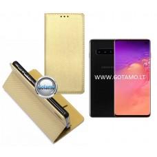 Re-Grid magnetinis dėklas Samsung Galaxy S10 telefonams aukso spalvos Plungė | Plungė | Plungė
