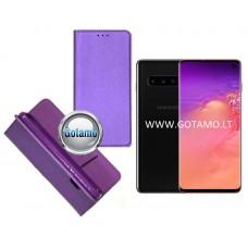 Re-Grid magnetinis dėklas Samsung Galaxy S10 telefonams violetinės spalvos Kaunas | Kaunas | Palanga