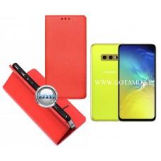 Re-Grid magnetinis dėklas Samsung Galaxy S10e telefonams juodos spalvos Plungė | Vilnius | Plungė