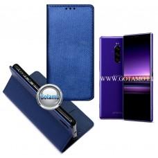 Re-Grid magnetinis dėklas Sony Xperia 1 Sony Xperia XZ4 mobiliesiems telefonams mėlynos spalvos Vilnius | Palanga | Kaunas
