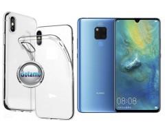 Skin silikoninis dėklas Huawei Mate 20 telefonams