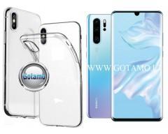 Skin silikoninis dėklas Huawei P30 Pro telefonams