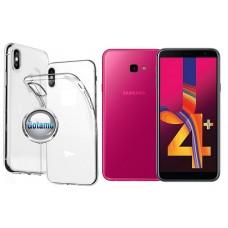 Skin silikoninis dėklas Samsung Galaxy J4+ (2018) telefonams Kaunas | Šiauliai | Plungė