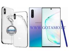 Skin silikoninis dėklas Samsung Galaxy Note 10 telefonams