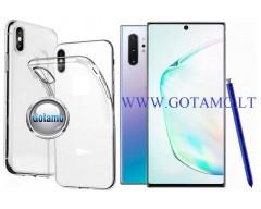 Skin silikoninis dėklas Samsung Galaxy Note 10+ telefonams
