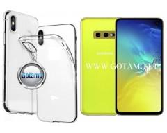 Skin silikoninis dėklas Samsung Galaxy S10e telefonams