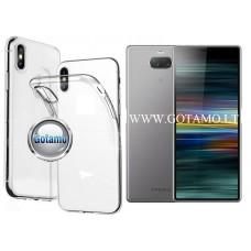 Skin silikoninis dėklas Sony Xperia 10 Plus Sony Xperia XA3 Ultra telefonams Šiauliai | Šiauliai | Palanga