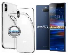 Skin silikoninis dėklas Sony Xperia 10 Sony Xperia XA3 telefonams
