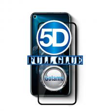 Apsauga ekranui gaubtas grūdintas stiklas Huawei Honor 20 Pro mobiliesiems telefonams juodos spalvos 5D pilnas padengimas klijais Palanga | Palanga | Palanga