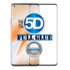 Apsauga ekranui gaubtas grūdintas stiklas OnePlus 8 Pro mobiliesiems telefonams juodos spalvos 5D pilnas padengimas klijais Plungė | Telšiai | Šiauliai