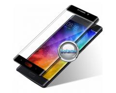 Apsauga ekranui gaubtas grūdintas stiklas Xiaomi Mi Note 2 mobiliesiems telefonams juodos spalvos