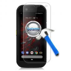 Apsauga ekranui grūdintas stiklas CAT S42 mobiliesiems telefonams