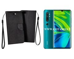 Manager dėklas Xiaomi Mi Note 10 Xiaomi Mi Note 10 Pro mobiliesiems telefonams juodos spalvos