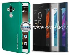 Mercury i-Jelly dėklas nugarėlė Sony Xperia XZ, Sony Xperia XZs telefonui žalios spalvos