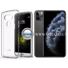 Mercury Jelly dėklas nugarėlė Apple iPhone 11 Pro Max telefonui skaidrus Plungė | Vilnius | Telšiai