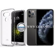 Mercury Jelly dėklas nugarėlė Apple iPhone 11 Pro telefonui skaidrus Kaunas | Klaipėda | Klaipėda