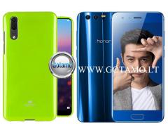 Mercury Jelly dėklas nugarėlė Huawei Honor 9 telefonui salotinės spalvos