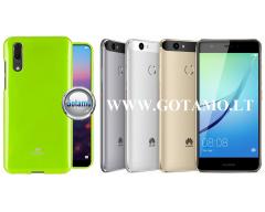 Mercury Jelly dėklas nugarėlė Huawei Nova telefonui salotinės spalvos