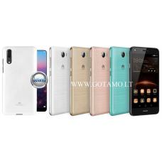 Mercury Jelly dėklas nugarėlė Huawei Y5II telefonui baltos spalvos Klaipėda | Telšiai | Vilnius