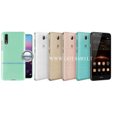 Mercury Jelly dėklas nugarėlė Huawei Y5II telefonui mėtinės spalvos Vilnius   Šiauliai   Šiauliai
