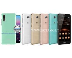 Mercury Jelly dėklas nugarėlė Huawei Y5II telefonui mėtinės spalvos