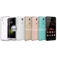 Mercury Jelly dėklas nugarėlė Huawei Y5II telefonui skaidrus Plungė | Palanga | Šiauliai