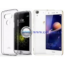 Mercury Jelly dėklas nugarėlė Huawei Y6II telefonui skaidrus Klaipėda | Plungė | Klaipėda