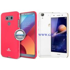 Mercury Jelly dėklas nugarėlė Huawei Y6II telefonui tamsiai rožinės spalvos Telšiai | Šiauliai | Telšiai