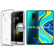 Mercury Jelly dėklas nugarėlė Xiaomi Redmi Note 9 Pro telefonui skaidrus Kaunas | Palanga | Šiauliai
