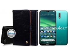 Odyssey dėklas Nokia 2.3 telefonams juodos spalvos