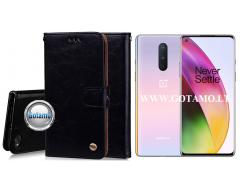Odyssey dėklas OnePlus 8 telefonams juodos spalvos