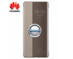 Originalus Huawei P40 Smart View Flip Cover dėklas aukso spalvos