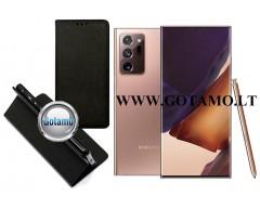 Re-Grid magnetinis dėklas Samsung Galaxy Note 20 Ultra telefonams juodos spalvos
