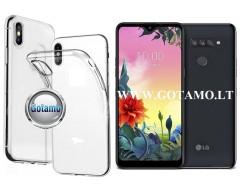 Skin silikoninis dėklas 2MM storio LG K50S telefonams