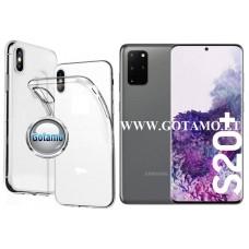 Skin silikoninis dėklas 2MM storio Samsung Galaxy S20+ telefonams Šiauliai | Klaipėda | Šiauliai